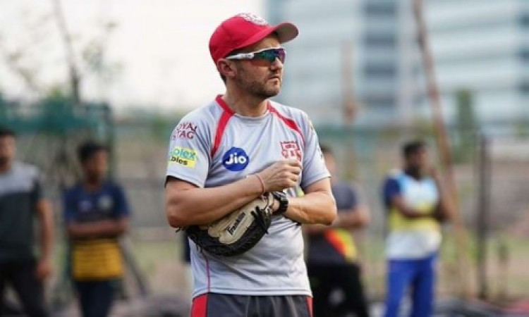IPL: Mike Hesson parts ways with Kings XI Punjab Images