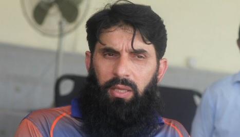 मिस्बाह ने पाकिस्तान क्रिकेट टीम के मुख्य कोच पद के लिए किया आवेदन Images