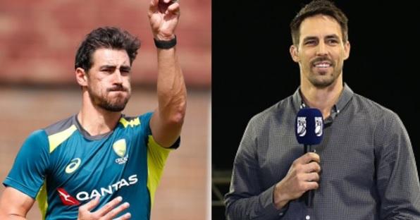 जेम्स पैटिनसन की जगह स्टार्क को अगले टेस्ट में चाहते हैं पूर्व तेज गेंदबाज मिशेल जॉनसन Images