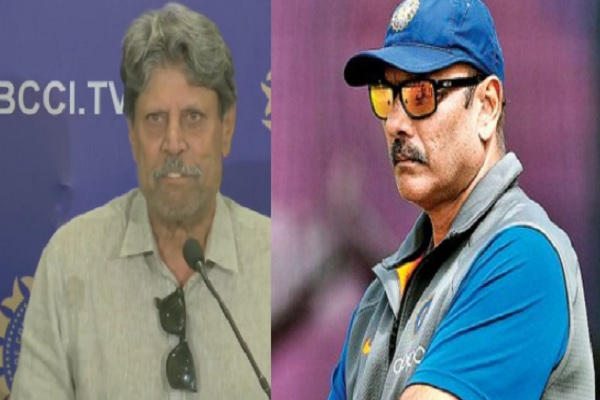 रवि शास्त्री फिर से बने भारतीय क्रिकेट टीम के कोच, बीसीसीआई ने किया ऐलान Images