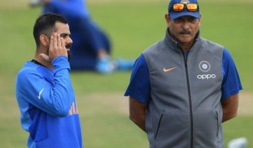 फिर से कोच बनते ही आखिकार रवि शास्त्री ने किया ऐलान, यह बल्लेबाज करेगा नंबर 4 पर बल्लेबाजी Images