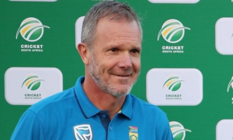 Enoch Nkwe named interim Team Director of Proteas Images