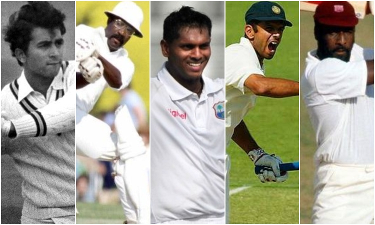 top 5 batsman with most runs in india vs west indies test matches