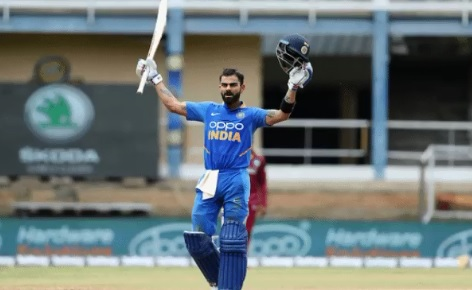 विराट कोहली - श्रेयस अय्यर की लाजबाव बल्लेबाजी, भारत ने वेस्टइंडीज को दिया 280 रनों का टारगेट Images