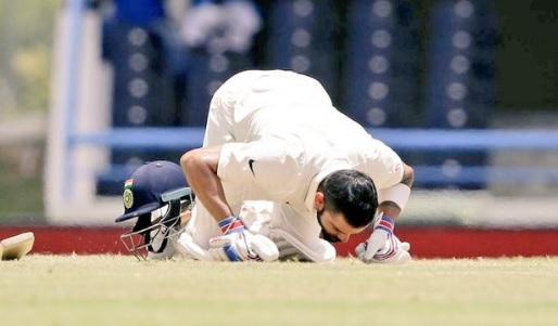 वेस्टइंडीज के खिलाफ टेस्ट सीरीज के दौरान कोहली कप्तान के तौर पर तोड़ सकते हैं रिकी पॉटिंग का रिकॉर्