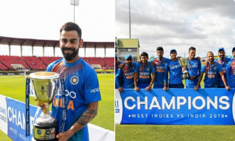 Priority is to keep Indian cricket on top: Kohli Images
