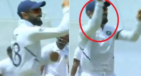 VIDEO जब विराट कोहली ने वेस्टइंडीज के खिलाफ पहले टेस्ट में डांडिया डांस कर जीता फैन्स का दिल Images