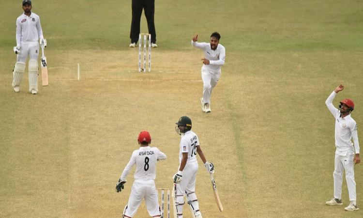 चटगांव टेस्ट : अफगानिस्तान ऐतिहासिक जीत के करीब Images