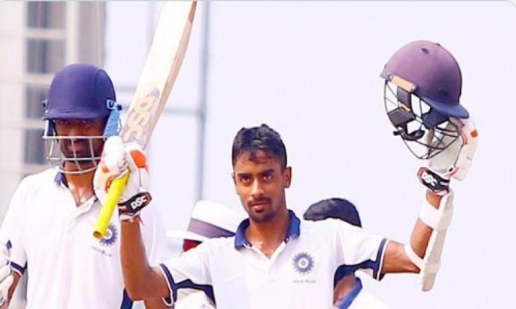 घरेलू क्रिकेट में कमाल करने वाले अभिमन्यू ईश्वरण ने दिया बयान, इंटरनेशनल क्रिकेट के लिए तैयार हूं !