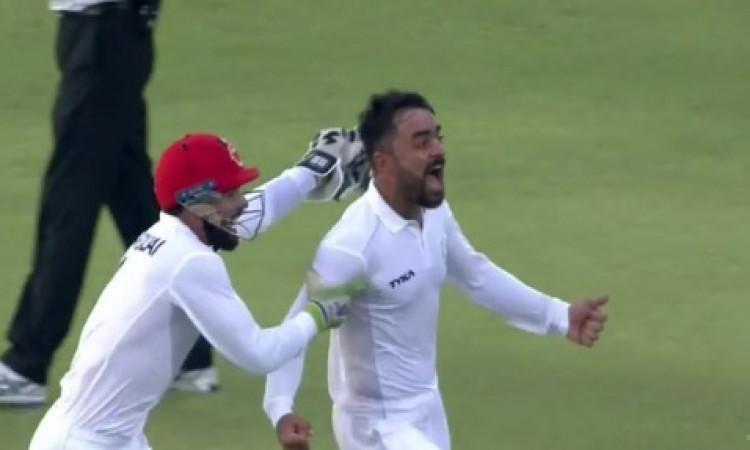 बांग्लादेश के खिलाफ अफगानिस्तान की ऐतिहासिक जीत, एक मात्र टेस्ट में 224 रनों से दी मात ( मैच रिपोर्ट