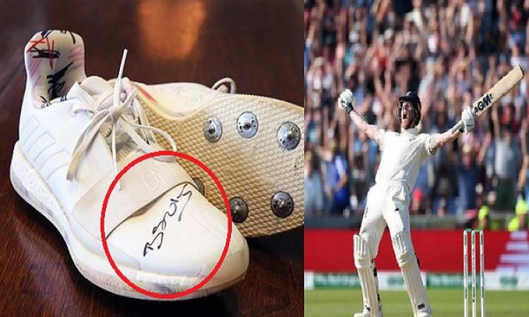 एशेज सीरीज में कमाल करने वाले बेन स्टोक्स ने किया ऐसा काम, जिसकी हो रही है पूरे क्रिकेट वर्ल्ड में त