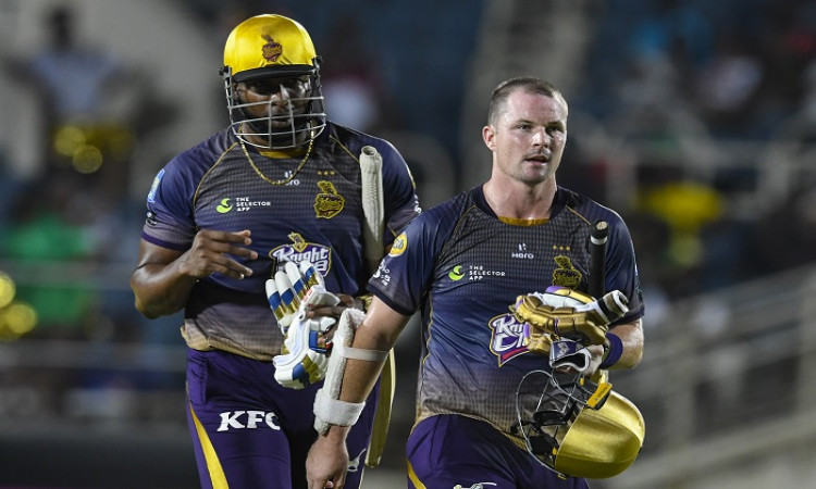 Colin Munro and Kieron Pollard
