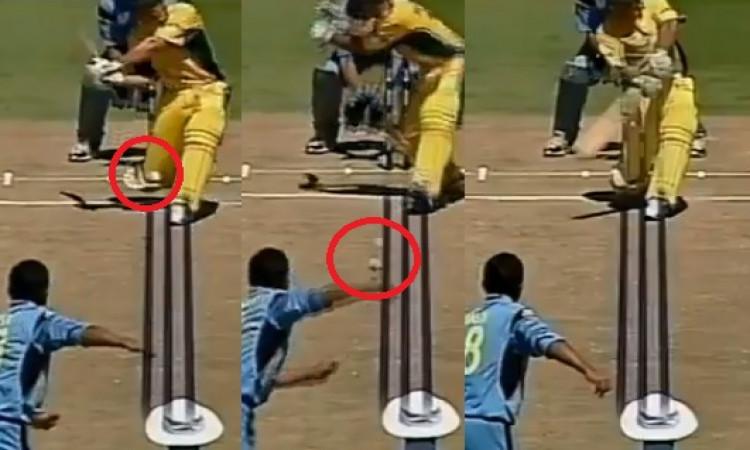 VIDEO रिटायरमेंट लेने वाले दिनेश मोंगिया का वो कमाल, जिसके चलते भारत जीत सकता था 2003 का वर्ल्ड कप !