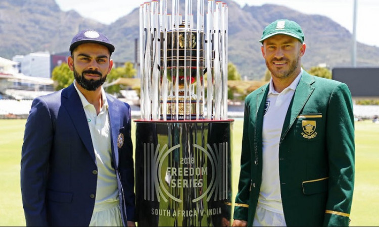 India vs South Africa Test Series 2019
