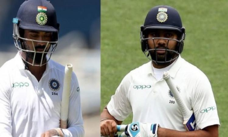 केएल राहुल को खराब फॉर्म से निराश हैं एमएसके प्रसाद, अब टेस्ट में रोहित कर सकते हैं ओपनिंग Images