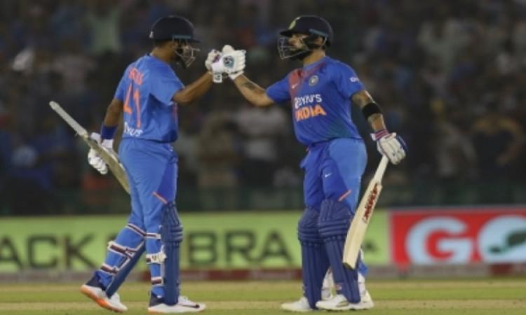 Eye on World T20 as Kohli & Shastri try young turks Images