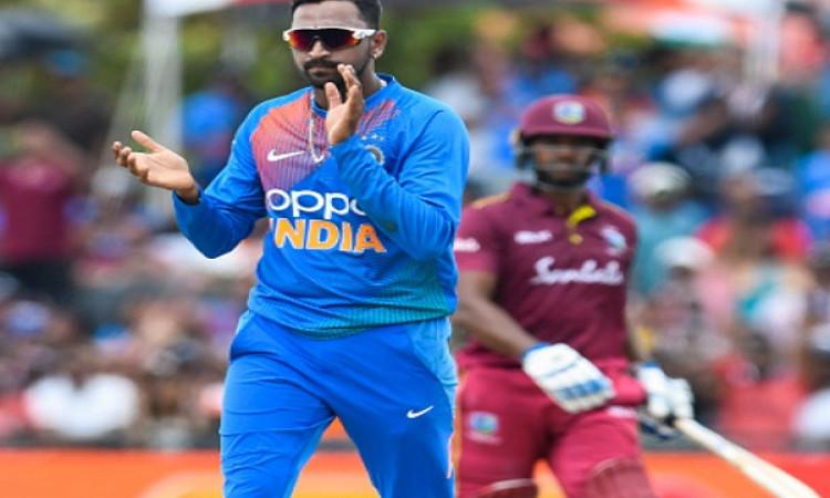 विजय हजारे ट्रॉफी 2019 के लिए क्रुणाल पांड्या को बनाया गया इस टीम का कप्तान Images