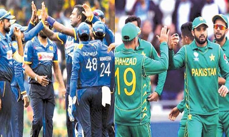 Srilanka and Pakistan