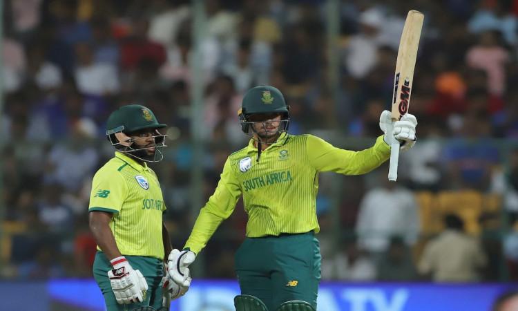 IND vs SA: साउथ अफ्रीका ने तीसरे टी-20 में भारत को 9 विकेट से रौंदा,ये खिलाड़ी बना जीत का हीरो Image