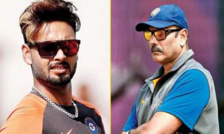 पंत के शॉट चयन ने टीम को कई बार निराश किया है, कोच रवि शास्त्री ने दिया यह बयान Images