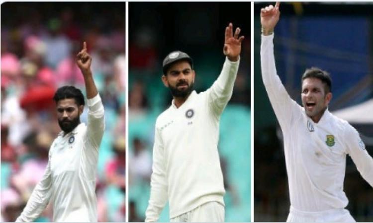 भारत Vs साउथ अफ्रीका टेस्ट सीरीज: बनेंगे कई दिलचस्प रिकॉर्ड, कोहली, जडेजा और अश्विन रचेंगे इतिहास !