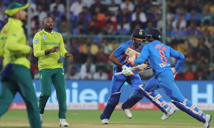 SA VS INDIA