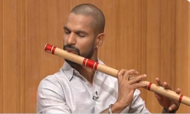 Fix your own country first before commenting on others: Shikhar Dhawan Images
