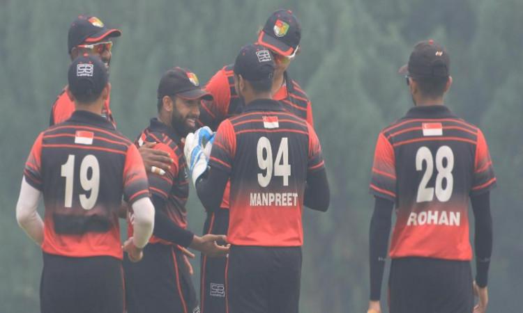 Singapore Cricket Team