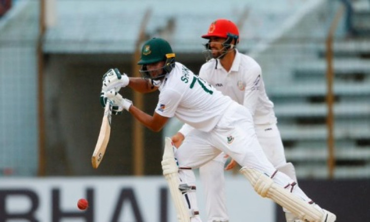 Want younger lot to take responsibility: Shakib-al-Hasan Images