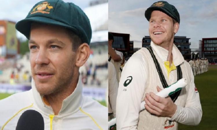 ऑस्ट्रेलियाई कप्तान टिम पेन ने कहा, स्मिथ खतरनाक चीज है, वह और बेहतर होते जा रहे हैं ! Images
