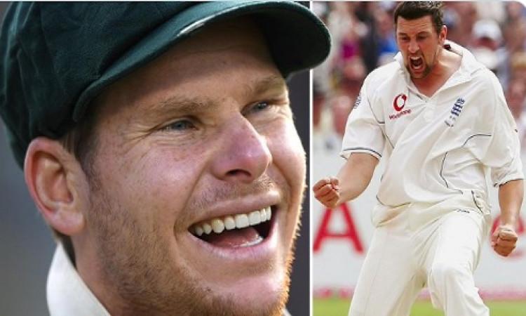 एशेज सीरीज में धमाल करने वाले स्टीव स्मिथ को लेकर इंग्लैंड पूर्व तेज गेंदबाज ने ऐसा कहकर उड़ा दी खिल