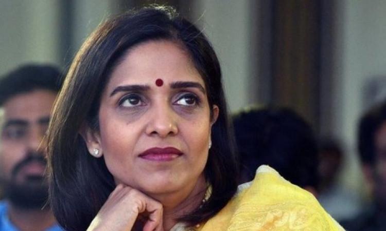 श्रीनिवासन की बेटी रूपा बनी तमिलनाडु क्रिकेट संघ की अध्यक्ष Images