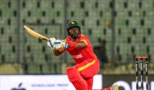 जिम्बाब्वे के कप्तान हैमिल्टन मसाकाद्जा ने टी-20 इंटरनेशनल में बनाया यह खास रिकॉर्ड Images