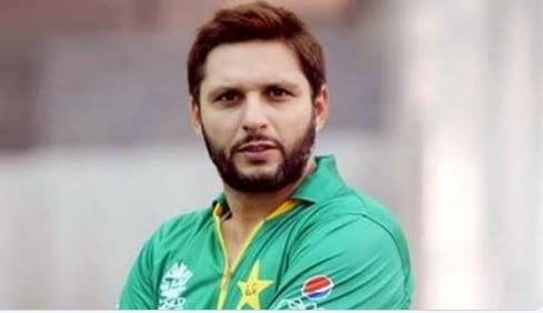 Afridi points finger at India for Lankan players boycotting tour Images