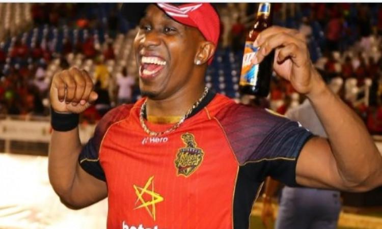 चोट की वजह से आखिरकार ड्वेन ब्रावो हुए पूरे कैरेबियन प्रीमियर लीग 2019 से बाहर Images
