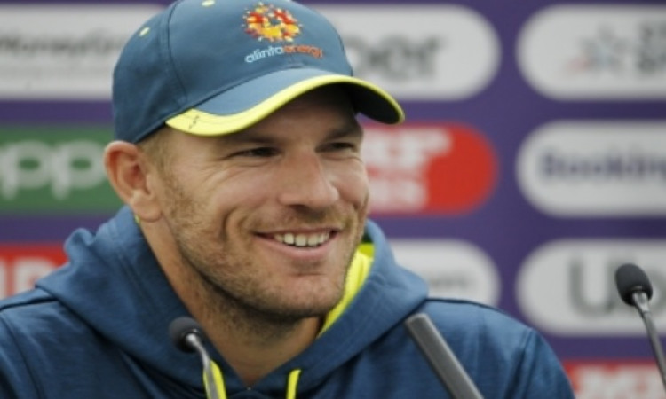 Finch eyes return to Australia Test team Images