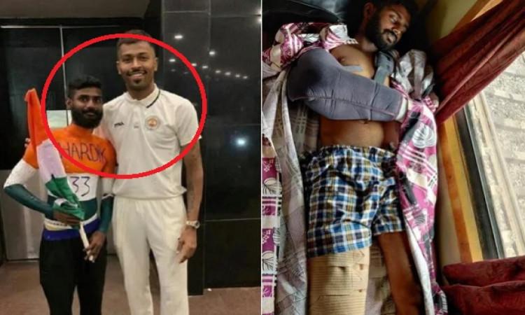 हार्दिक पांड्या ने अपने सुपर फैन के लिए किया ऐसा काम, हर तरफ हो रही है वाहवाही ! Images