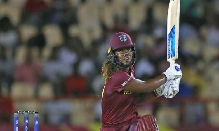 Hayley withdrawn from WI squad for code of conduct breach Images