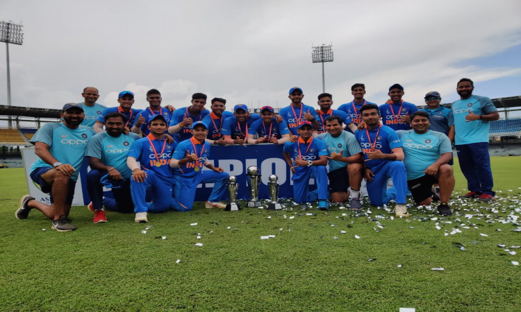 india under 19 cricket team
