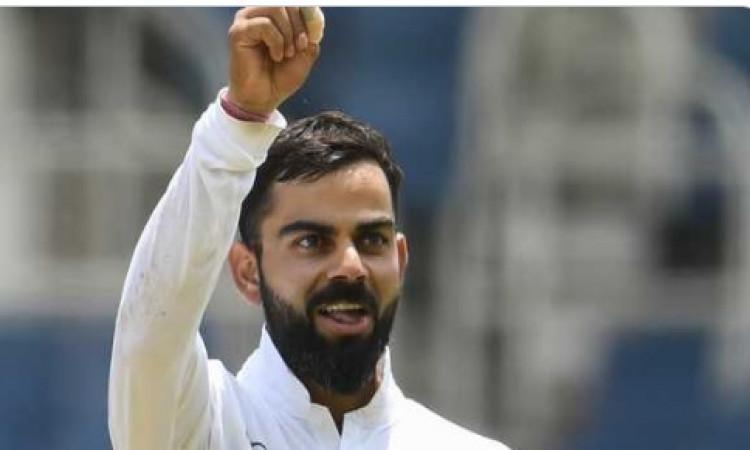 भारत ने टेस्ट सीरीज जीती,कप्तान के तौर पर कोहली ने रचा इतिहास, तोड़ दिया धोनी का रिकॉर्ड Images
