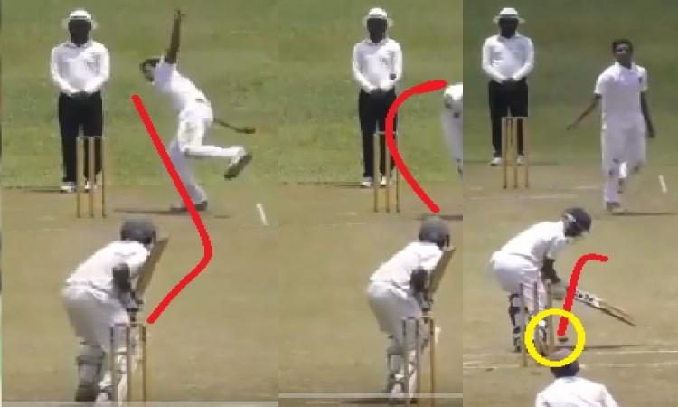 VIDEO श्रीलंकाई क्रिकेट कोमिला 'दूसरा' मलिंगा, महज 17 साल की उम्र में किया हर किसी को चकित Images