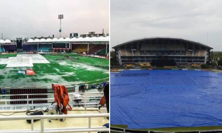 कराची वनडे:  बारिश ने नहीं होने दी नई शुरुआत, मैच हुआरद्द Images