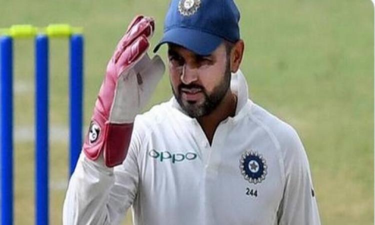 अब इस विकेटकीपर ने कहा, भारतीय टीम में जगह बनानें के लिए 27 विकेटकीपरों से आगे निकलने की लड़ाई लड़ र