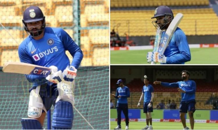 धोनी के ना होने से रोहित शर्मा का रोल टीम इंडिया में बढ़ा ! Images