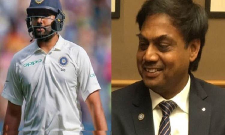 KL's form an issue, may consider Rohit as Test opener: MSK Images
