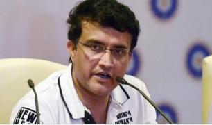 Ganguly inaugurates Kolkata's first cricket-themed restaurant Images