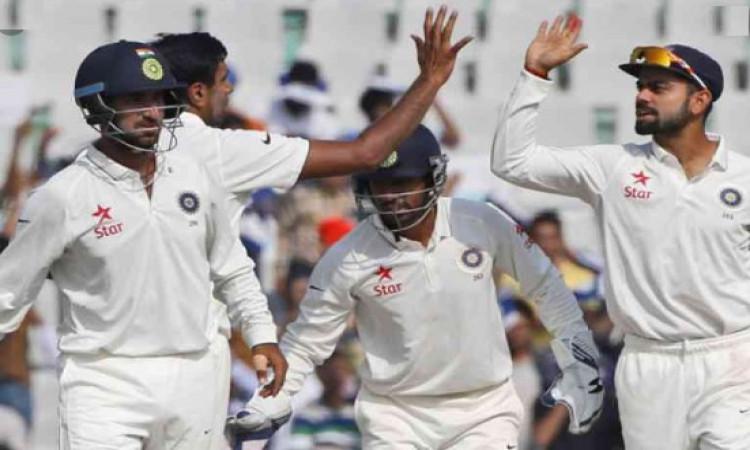 साउथ अफ्रीका के खिलाफ टेस्ट सीरीज के लिए भारतीय टीम घोषित, इन खिलाड़ियों को मौका, नए खिलाड़ी की एंट्