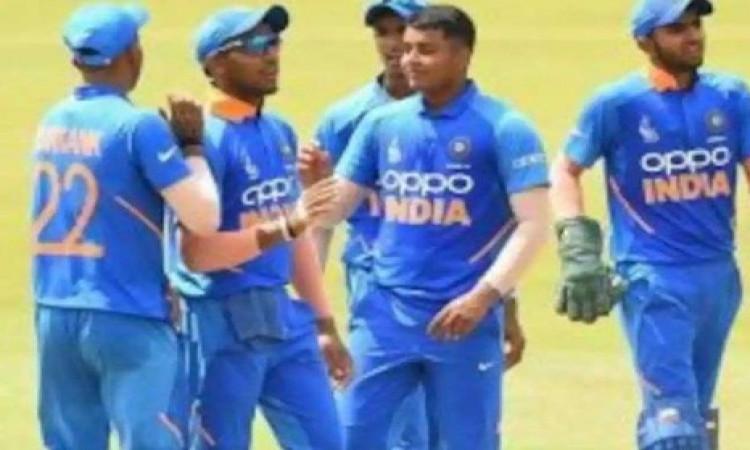 यू-19 एशिया कप: भारत फाइनल में, खिताबी मुकाबला बांग्लादेश से, जानिए कब और कहां होगा ? Images