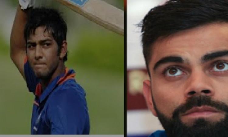 प्रतिभाशाली क्रिकेटर जो दूसरा कोहली नहीं बन पाया, अब यहां दिखाएंगा आपना जौहर, बनाया गया इस टीम का कप