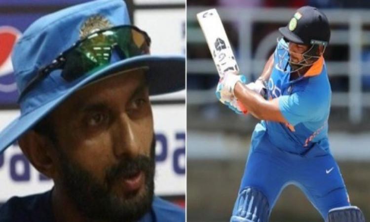लगातार आलोचना झेल रहे ऋषभ पंत को मिला बल्लेबाजी कोच विक्रम राठौर का सपोर्ट, कहा फीयरलेस क्रिकेट खेलो